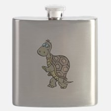 Turtle Walking Flask