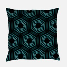 Cool Illusion Everyday Pillow