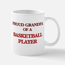 Proud Grandpa of a Basketball Player Mugs