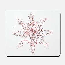 Ganesh Graphic Mousepad