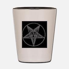 Pentagram Shot Glass