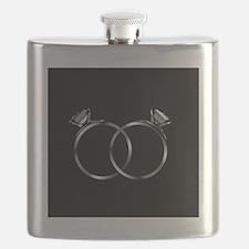 Funny Jeweler Flask