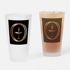 Unique Unitarian Drinking Glass