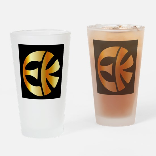 Unique Nonprofit Drinking Glass