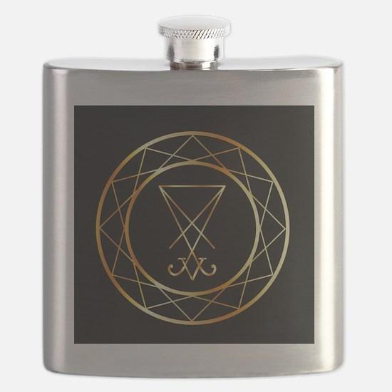 Unique Voodoo Flask