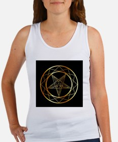 Cute Diablos Women's Tank Top