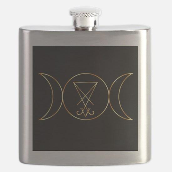 Cool Voodoo Flask