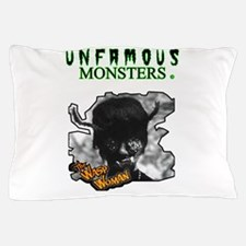 Unfamous Monsters -The Wasp Woman Pillow Case