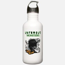 Unfamous Monsters -The Wasp Woman Water Bottle