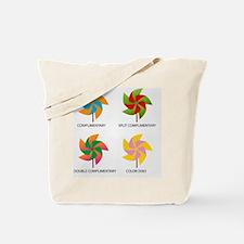 Unique Graphic matching Tote Bag