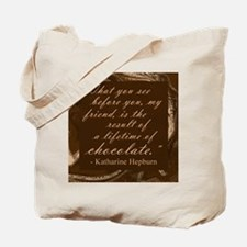 """Katharine Hepburn"" - Tote Bag"
