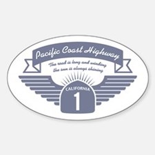 PCH-III Oval Decal