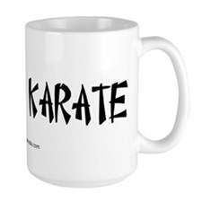 Steve Terada Karate Mug