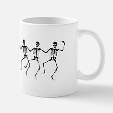 Dancing Skeletons Mugs