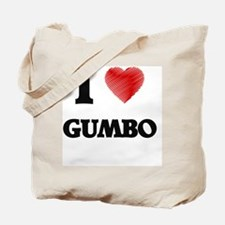Cool I heart chowder Tote Bag