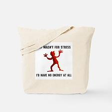 NO ENERGY Tote Bag