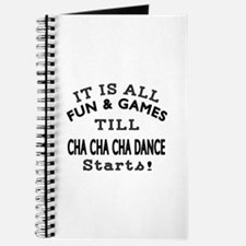 Cha cha cha Dance Designs Journal