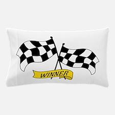 Winner Flags Pillow Case