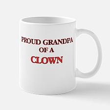 Proud Grandpa of a Clown Mugs
