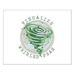 Whirled Peas Small Poster