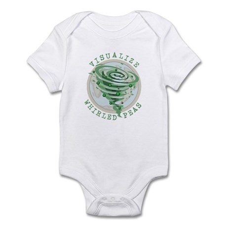 Whirled Peas Infant Bodysuit