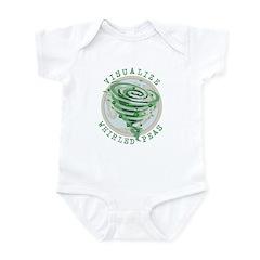 Whirled Peas Infant Bodysuit