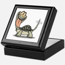 Tortoise Eager Keepsake Box