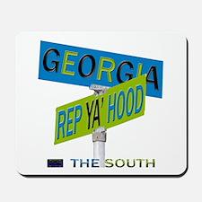 REP GEORGIA Mousepad