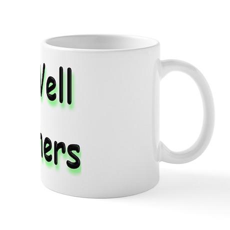 Sleeps Well Mug