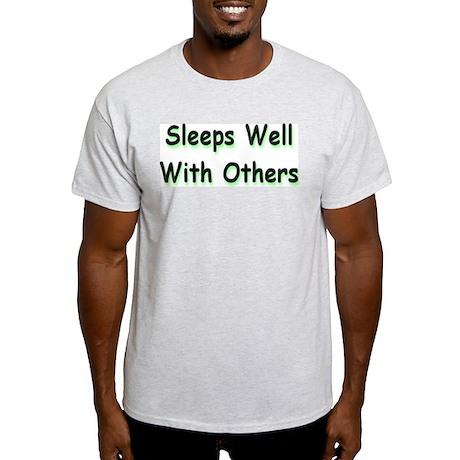 Sleeps Well Light T-Shirt