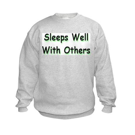 Sleeps Well Kids Sweatshirt