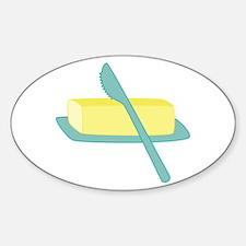 Butter Decal