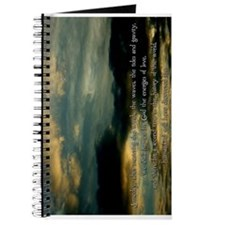 Teilhard de Chardin quote Journal