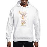 Teilhard de Chardin Hooded Sweatshirt