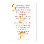 Teilhard de Chardin Postcards (Package of 8)