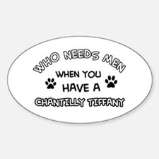 Chantilly Tiffany Cat Designs Decal