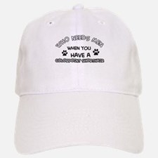 Colorpoint Shorthair Cat Designs Baseball Baseball Cap
