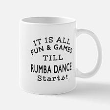 Rumba Dance Designs Mug