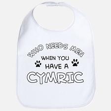 Cymric Cat Designs Bib