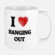 I love Hanging Out Mugs