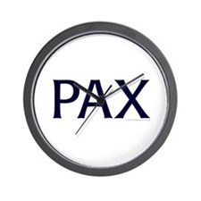 PAX Wall Clock
