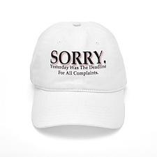 Complaints Baseball Cap