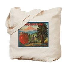 Mountain Apples Tote Bag