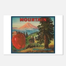 Mountain Apples Postcards (Package of 8)
