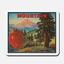 Mountain Apples Mousepad