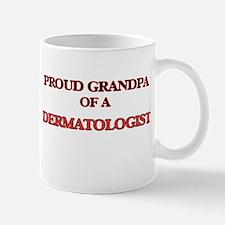 Proud Grandpa of a Dermatologist Mugs