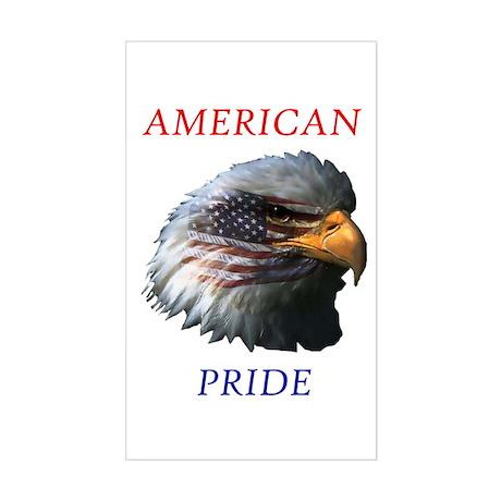 American Pride (Bald Eagle) Sticker