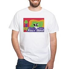 Rise and Shine Black Jack Shirt
