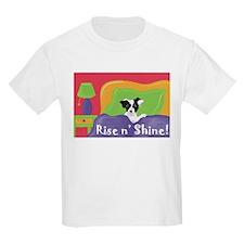 Rise and Shine Black Jack T-Shirt