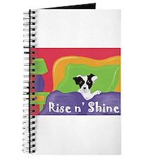 Rise and Shine Black Jack Journal